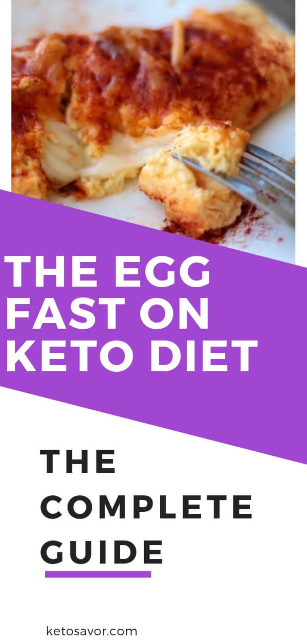 The Complete Guide to The Egg Fast on Keto Diet