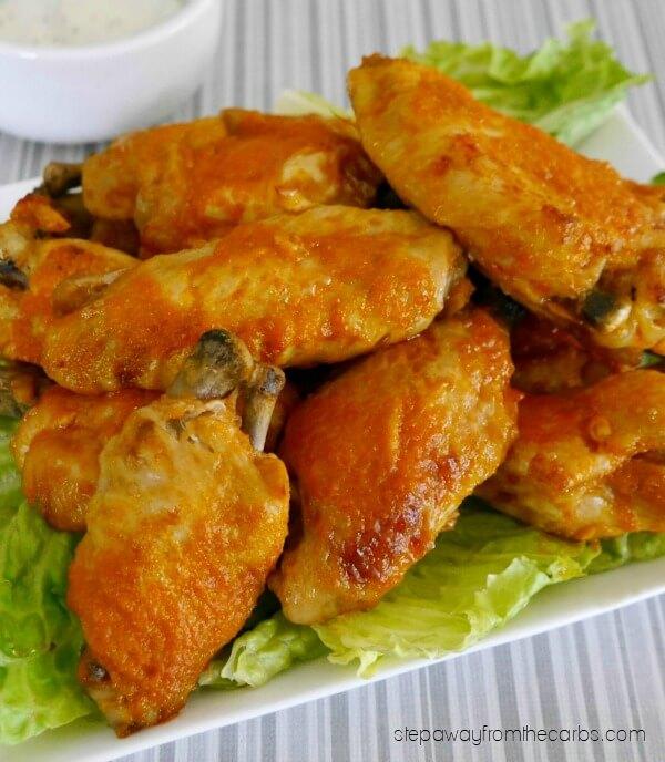 Nutritious Keto Crockpot Recipes: Low Carb Buffalo Wings
