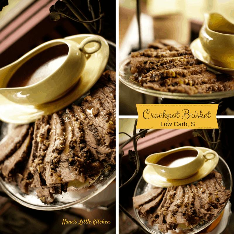 Nutritious Keto Crockpot Recipes: Low Carb Crockpot Brisket