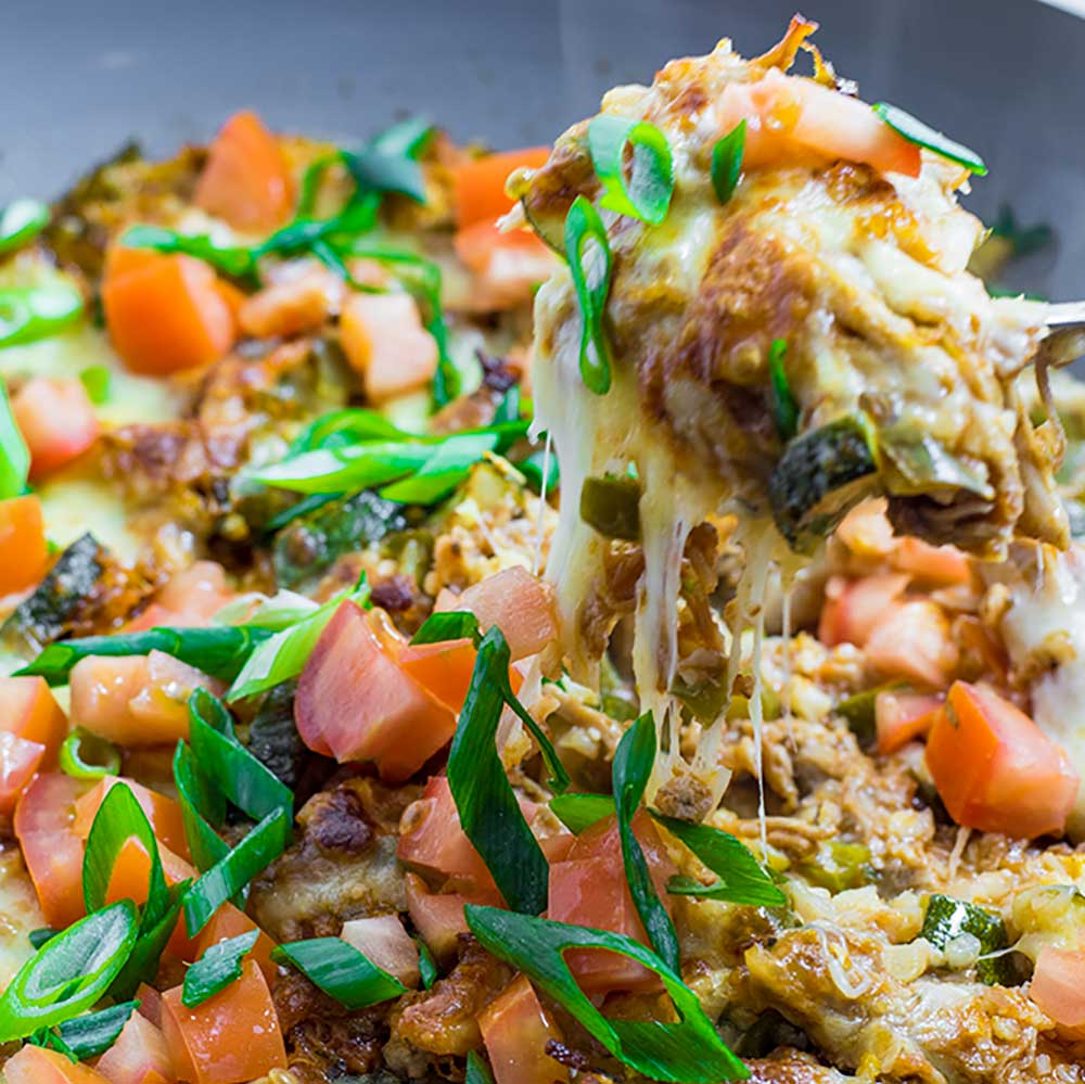 Low Carb Mexican Casserole – One Pot Recipe | Nutritious Keto & Low Carb Casserole Recipes | heall