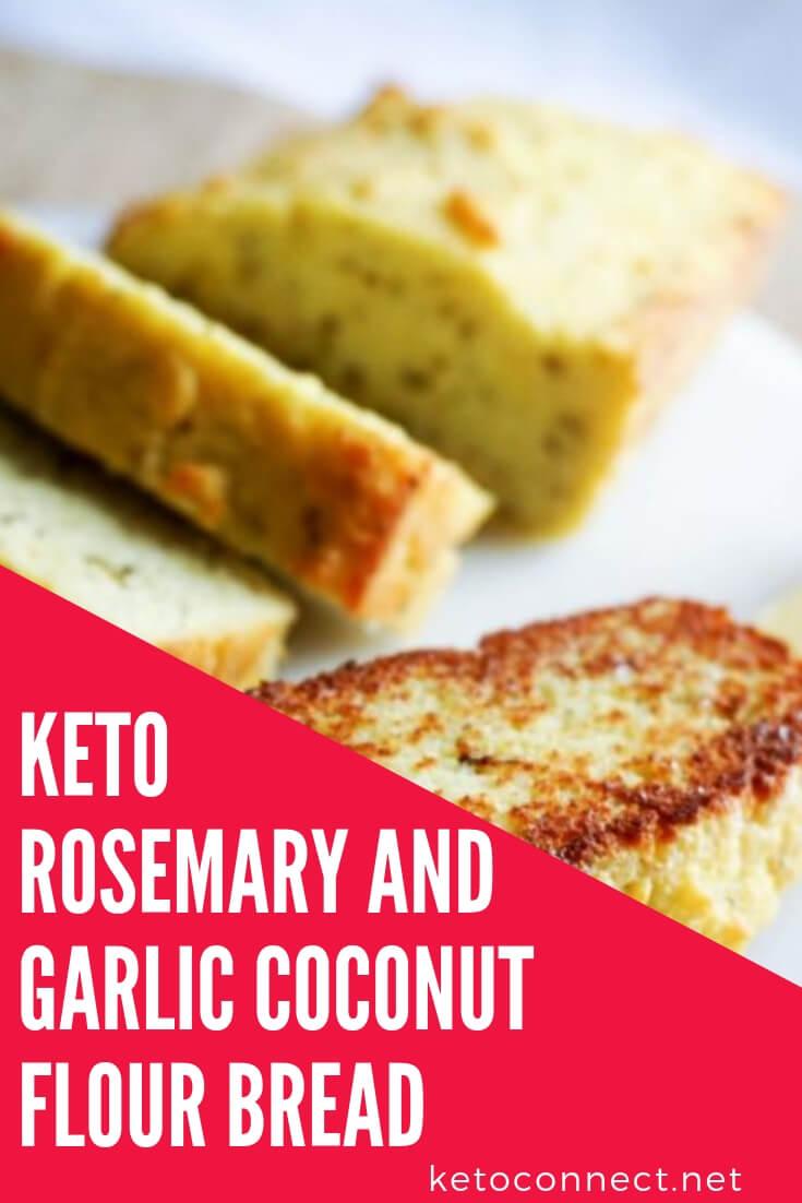Keto Bread Coconut Flour