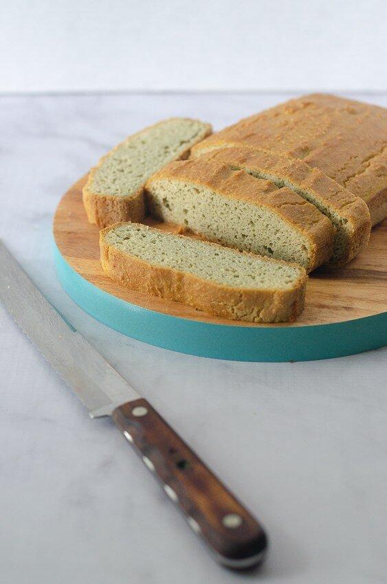 Macadamia Nut Bread