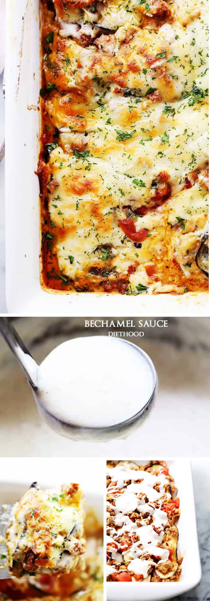 Sausage and Eggplant Casserole | Nutritious Keto & Low Carb Casserole Recipes | heall
