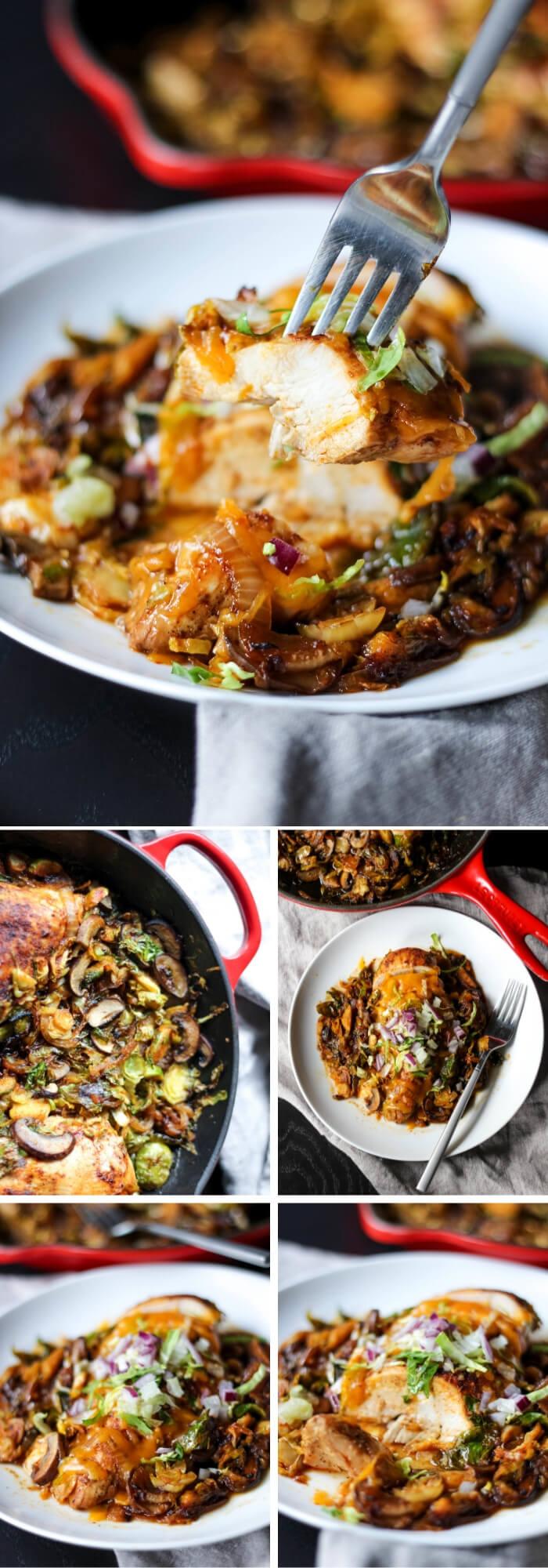 Chicken Enchilada Bake | Nutritious Keto & Low Carb Casserole Recipes | heall