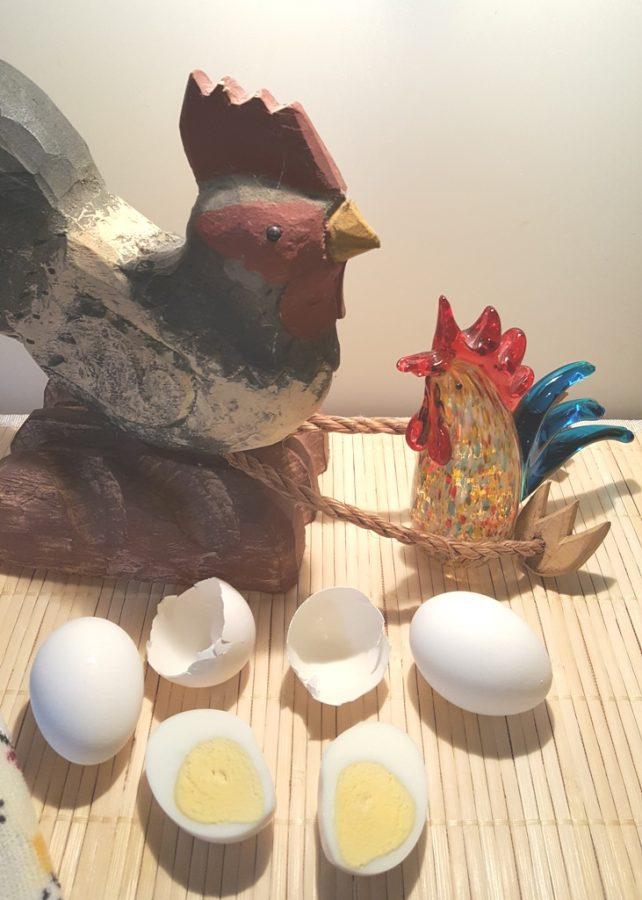 Instant Pot Hard Boiled Eggs (Pressure Cooker)
