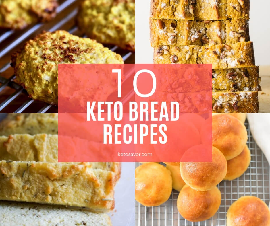 10 keto bread recipes your family will enjoy