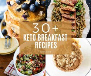 Best Keto Breakfast recipes