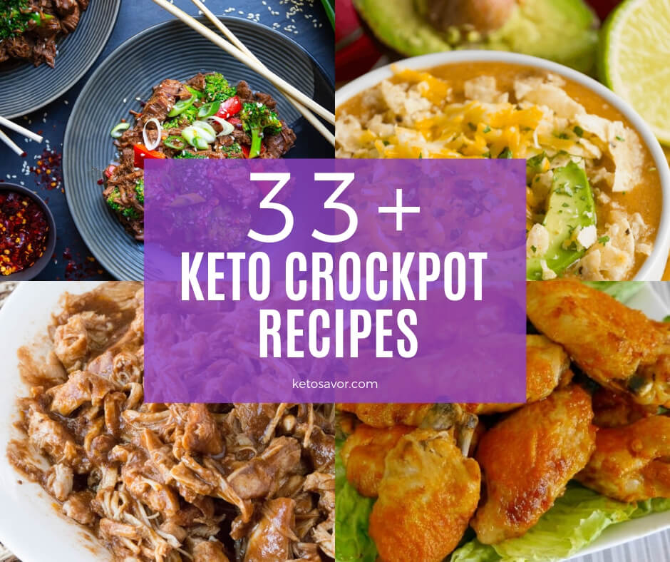 best keto crockpot recipes