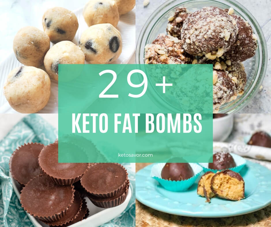 best keto fat bomb recipes