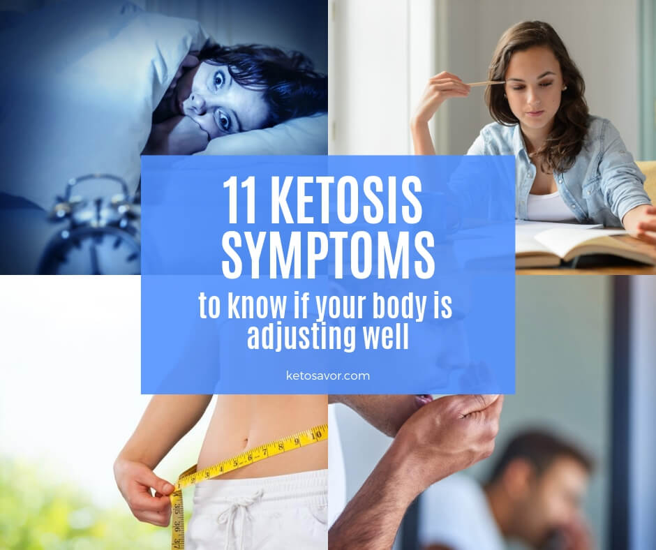 11 Ketosis Symptoms to Know If Your Body is Adjusting Well