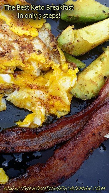 Best Keto Breakfast In Only 5 Steps