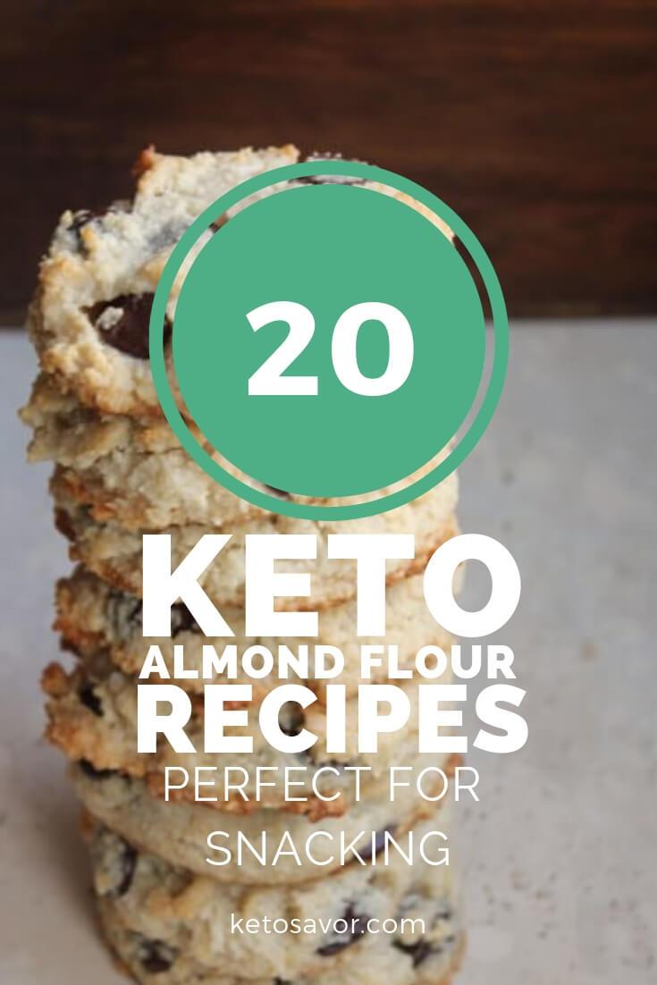 Best Keto Low Carb Almond Flour Recipes
