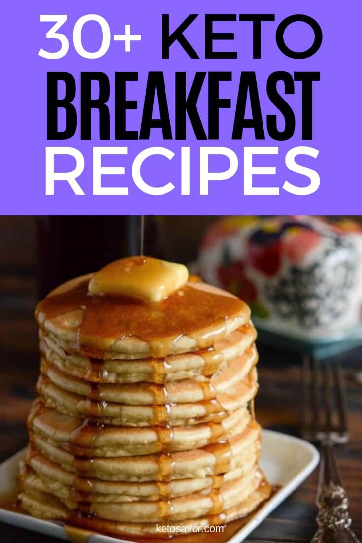Quick Keto Breakfast Recipes