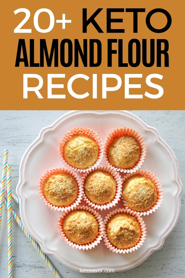 Best Keto/Paleo Low Carb Almond Flours