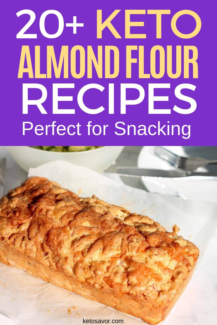 High Nutritious Keto Almond Flour Recipes