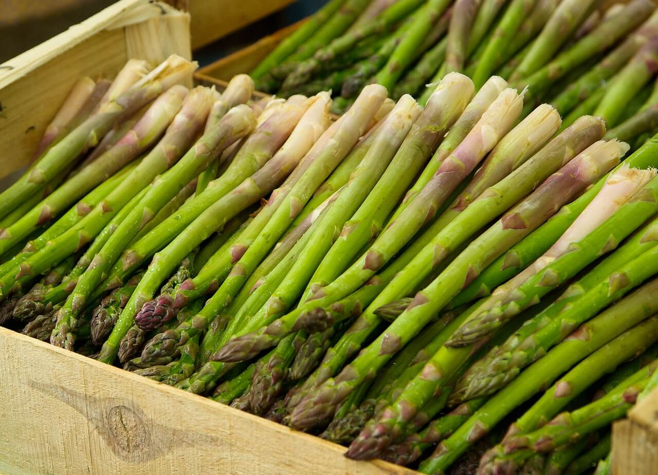 Vegetables to Eat on a Keto Diet: Asparagus