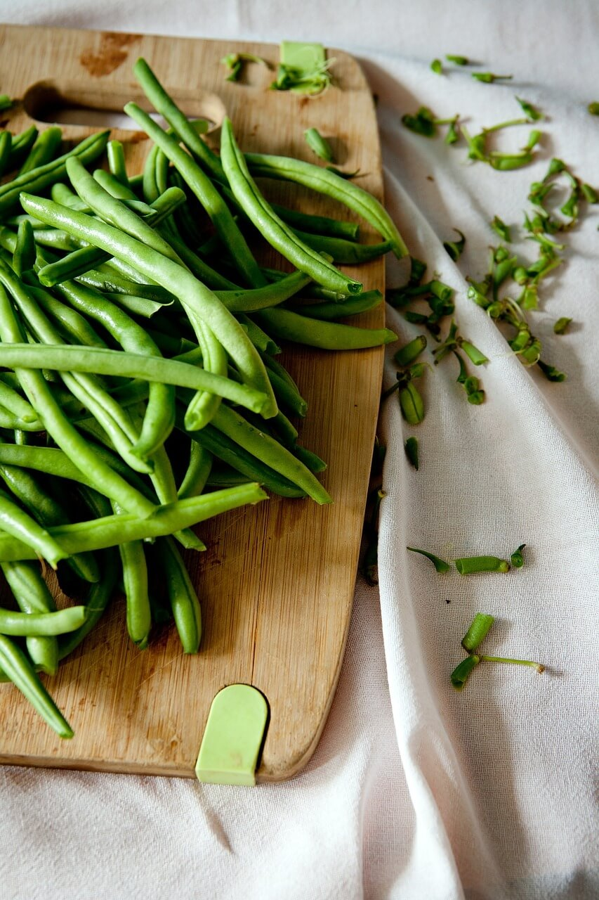 Vegetables to Eat on a Keto Diet: Green beans