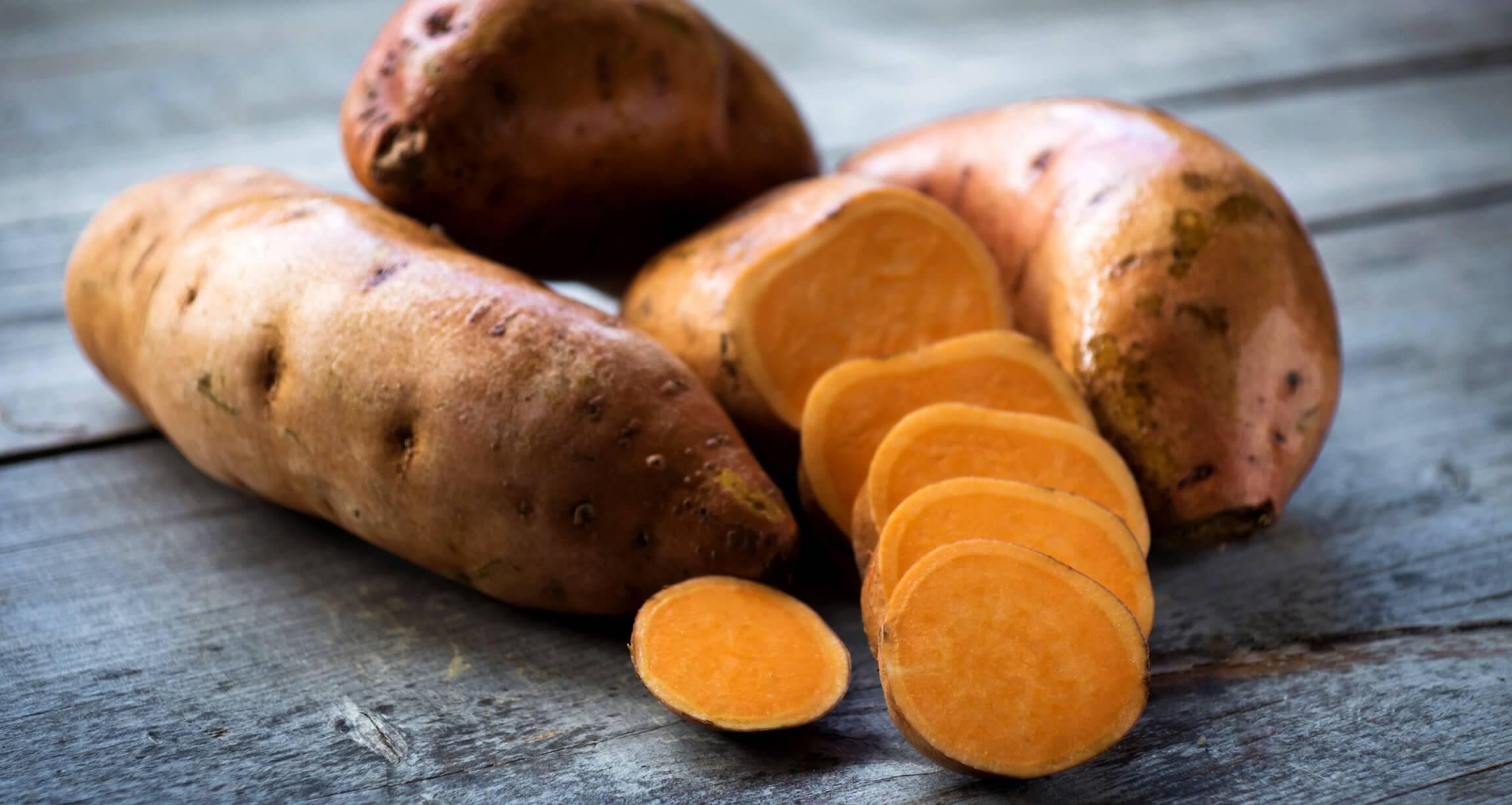 Foods To Avoid in Keto Diet: Sweet Potato