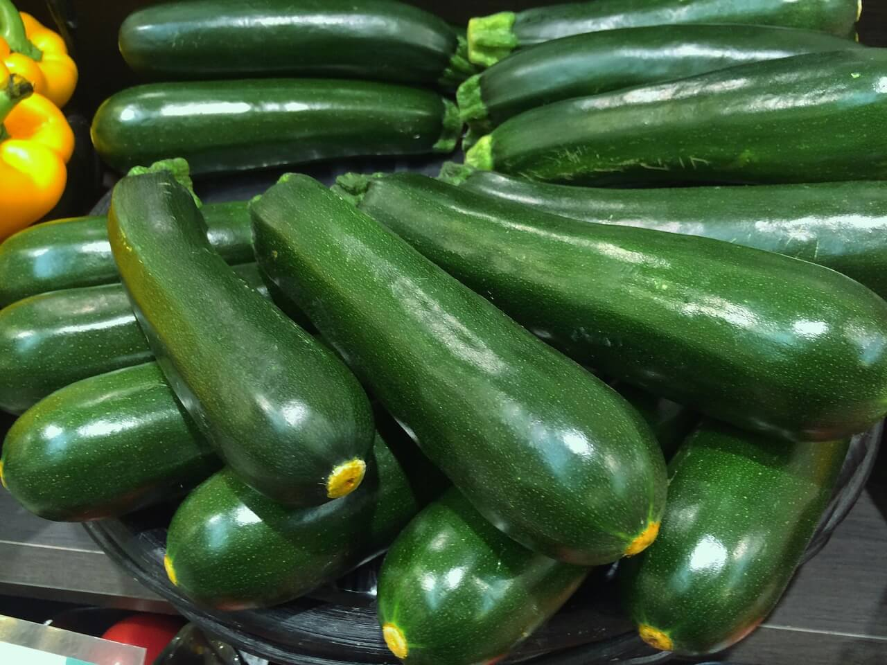 Vegetables to Eat on a Keto Diet: Zucchini