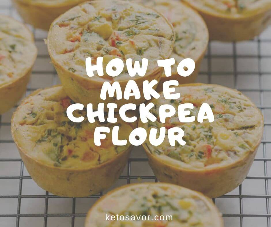 How To Make Chickpea Flour: The Coolinar's Guide