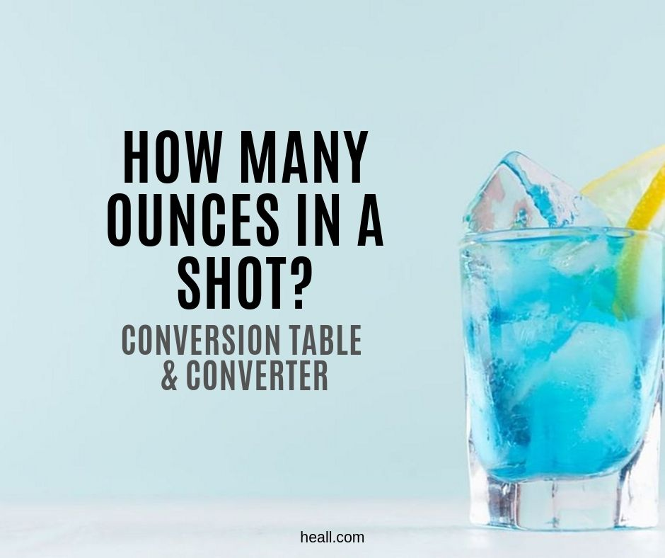 How Many Ounces in a Shot?