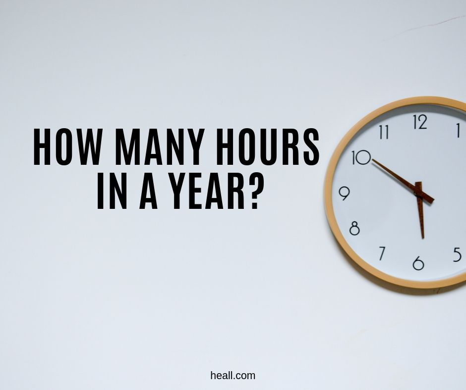 How Many Hours in a Year ? {Common Year, Leap Year..} With Converter