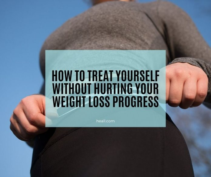 Weight loss takes a lot of discipline and self-control, but is it worth the heartbreak of knowing that you can't enjoy food out of fear that you'd ruin the progress that you've worked so hard to gain?